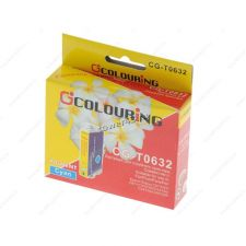 Картридж T0632 (cyan) для Epson Stylus Color C67 /87 /CX3700 /CX4100 /CX4700 неоригинальный* Купить