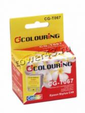 Картридж T067140 (цветной) для Epson Stylus C48 неоригинальный Купить