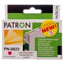 Картридж T0823 (magenta) для Epson Stylus Stylus R270 /290 /390 /RX590 /Т50 неоригинальный Купить