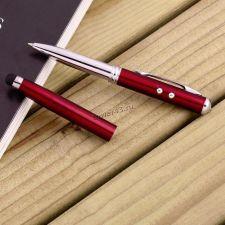 Стилус емкостной + ручка + лазерная указка (3 в 1), цвет в ассортименте (AG5x2) Цена