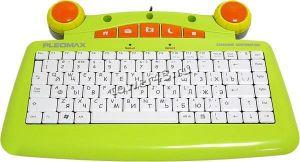 """Клавиатура SAMSUNG PLEOMAX PKB 5300, USB, """"ноутбучные"""" клавиши, детская Купить"""