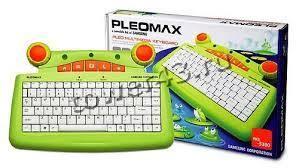 "Клавиатура SAMSUNG PLEOMAX PKB 5300, USB, ""ноутбучные"" клавиши, детская Цена"