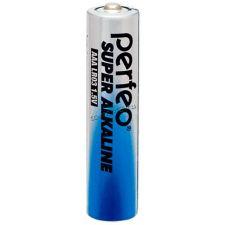 Батарейка алкалиновая Perfeo AAA LR03 Купить