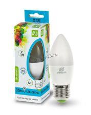 Лампа светодиодная (LED) ASD Standart Свеча 3.5Вт, 4000К, E27, 300лм Retail Купить