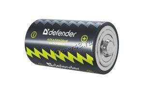 Батарейка алкалиновая Defender LR20 Купить