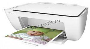 МФУ струйное HP DeskJet 2130 A4, USB, принтер /копир /сканер, 16стр/мин, белый Купить