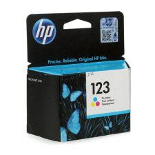 Картридж №123 HP F6V16AE (DeskJet 2130) цветной оригинальный Купить