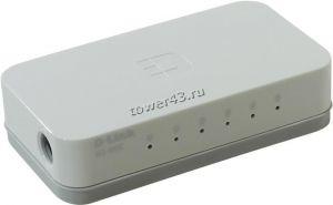Коммутатор D-Link DES-1005С/A 5-port Swith 10/100Mbps Retail Купить