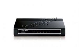 Коммутатор TP-Link TL-SG1005D/LS1005G 5-port SwithHub 10 /100 /1000Mbps Retail Купить