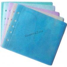 Конверт для мини CD/DVD (пластиковый) на 2 диска Купить