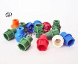 Коннектор CAP пластиковый универсальный для любого вида коаксиального кабеля Купить