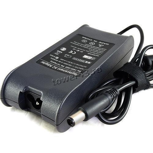 Сетевой адаптер питания для ноутбуков Dell [PA-10] 19.5В,4.62А, разъём 7.4x5.0мм, с иглой 90Вт