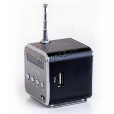 Мобильная колонка-плеер Z-12 /TD-V26 /T-2012 /MD-07U /DS-11 USB/microSD (цвет в ассортименте) Купить