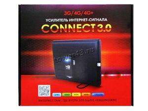 Усилитель сигнала для USB модемов РЭМО Connect 3.0 GSM (GPRS/EDGE), 3G (HSPA/HSPA+/WCDMA), 4G (LTE80 Купить