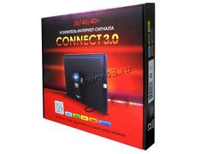 Усилитель сигнала для USB модемов РЭМО Connect 3.0 GSM (GPRS/EDGE), 3G (HSPA/HSPA+/WCDMA), 4G (LTE80 Цена