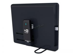 Усилитель сигнала для USB модемов РЭМО Connect 3.0 GSM (GPRS/EDGE), 3G (HSPA/HSPA+/WCDMA), 4G (LTE80 Вятские Поляны