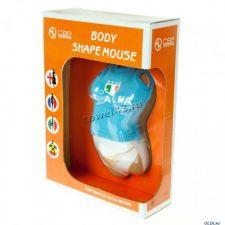 Мышь сувенирная Body Shape (Англия/Германия/италия) 800dpi USB Купить