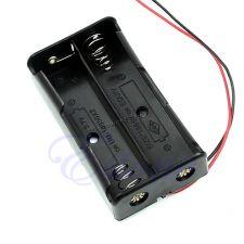 Контейнер для хранения и зарядки элементов 18650 (на 2шт) Купить