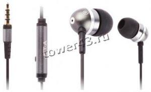 Наушники+микрофон JET.A JA-EP8 с пультом управления звонками (склад) Купить